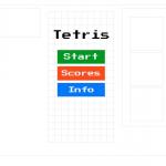 Tetris game thumbnail
